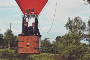 Michael Fink, Nationalmannschaft Heißluftballon